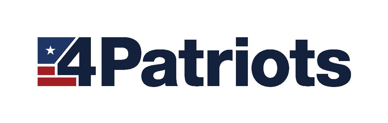 4Patriots Survival Food Company Logo